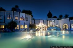 Rogner Bad Blumau Spa, Austria | 9 Planet-Happy Trips
