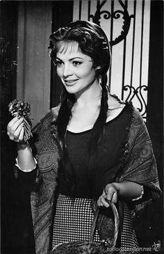 SARA MONTIEL.- INTERPRETE DE LA VIOLETERA- DE DIPENFA FILM, S.A.-TEMPORADA 1958 - Foto 1