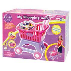 Carrito de Compras - Juguetes - Infantil