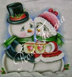 See related image detail Christmas Cards To Make, Christmas Art, Christmas Projects, Winter Christmas, Christmas Decorations, Christmas Ornaments, Holiday Decor, Tole Painting, Fabric Painting