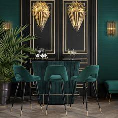 Hotel Art Deco, Casa Art Deco, Art Deco Stil, Art Deco Bar, Art Deco Decor, Art Deco Home, Modern Art Deco, Modern Vintage Decor, Vintage Salon Decor