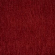 D788 Dark Red Durable Soft Chenille Upholstery Fabric by The Yard | eBay