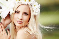 Flores são opção versátil para as noivas / Shutterstock