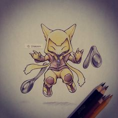 """Tagged with Pokemon; Found an artist' collection of Pokemon wearing their """"evolved"""" hoodies Baby Pokemon, Chibi Pokemon, Alakazam Pokemon, Gif Pokemon, Pokemon Sketch, Pokemon Memes, Charmander, Pokemon Tattoo, Pokemon Fan Art"""