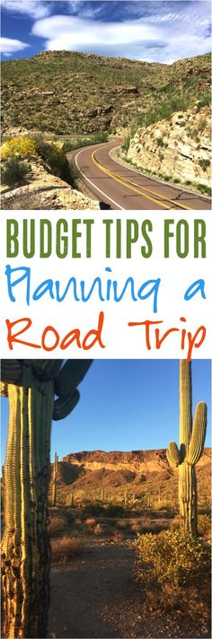 Road Trip Ideas on a Budget!  Top hacks to make your next road trip fun and affordable!