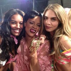 Victoria's Secret: Behind The Scenes With Rihanna, Justin Bieber And Cara Delevingne | Grazia Fashion