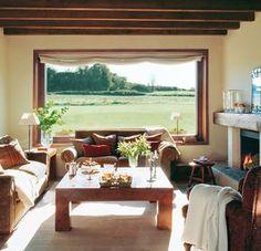 Ideas que nos sorprenden. Exterior Design, Interior And Exterior, Exterior Paint, Room Deco, Rural House, Home Trends, Home Decor Furniture, Home Living Room, Home Remodeling