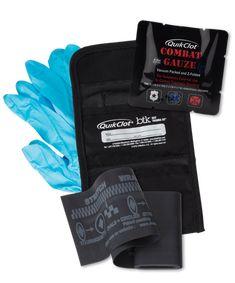 QuikClot Belt Trauma Kit with SWAT-T™