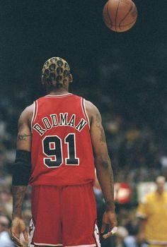 Dennis Rodman, Basketball Art, Basketball Legends, Basketball Players, Basketball Workouts, Basketball Fotografie, Nba Pictures, Basketball Photography, Nba Wallpapers