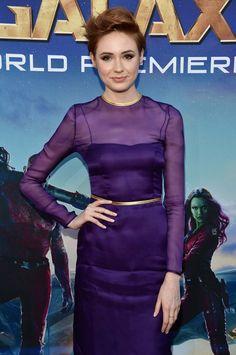 Karen Gillan at event of Guardians of the Galaxy (2014) photo 489494