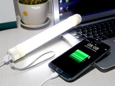 ong Endurance Lamp with Power bank