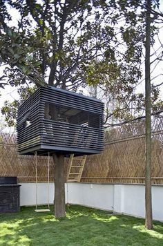 21 Amazing Tree Houses for Kids