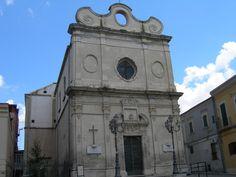 Foggia Chiesa S. Giovanni Battista