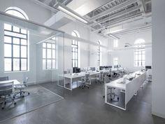 Color gris para decoración de oficinas 2015