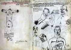 dibujos Santiago Sequeiros