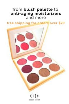 The Solo Giovane Sakura Blush Palette is a matte and shimmering eyeshadow palette. It features nine colors so you can achieve your favorite look. Eyebrow Serum, Shimmer Eyeshadow Palette, Brow Tutorial, Anti Aging Moisturizer, Key To My Heart, Moisturiser, Beauty Essentials, Different Colors, Makeup