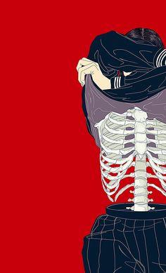 現代人的口味越來越重,對於血腥、暴力、獵奇的作品接納度越來越高,如果你是喜歡伊藤潤二、佐伯俊男、松井冬子這類獵奇插畫家的妞妞,那你一定也喜歡
