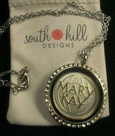Mary Kay Badge Locket - order online for your whole team - www.southhilldesigns.com/kimberlywynns