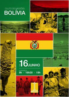 Culto de Missões - Bolívia - 2013