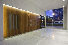 SADAR Reformas y Mantenimiento. Proyectos. Reformas de portales y supresión de barreras arquitectónicas. Sustitución de ascensores y reforma...