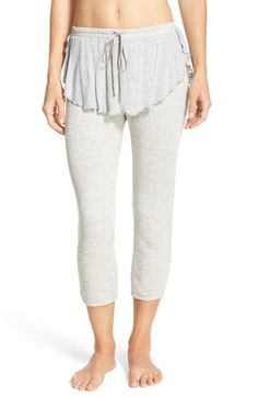 Free shipping and returns on Free People 'Pirouette' Pants at Nordstrom.com. A flouncy skirted layer enhances comfy, stretch-cotton pants perfect for pliés at your next ballet class.
