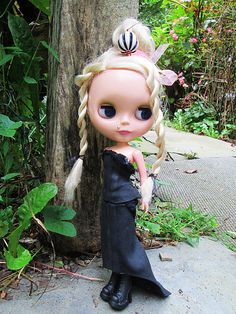 Lily, I'm ready to play today, couture by rhmehu | Flickr - Photo Sharing!