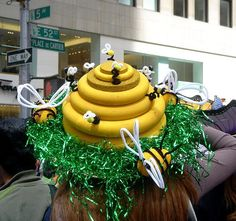 funny easter hat - Google Search