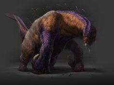 ArtStation - Dino, Roman Cherepov