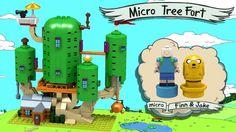LEGO Hora de Aventura - LEGO Adventure Time ~ HORA DE AVENTURAS