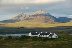 Islay island - home of reportedly awesome whiskey tasting.