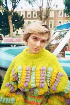 Sun Choi BA (Hons) #knitwear