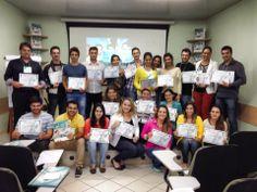 Treinamento em Chapecó/SC com o tema: Varejo 2.0 - O Impacto das mídias sociais no varejo e como desenvolver oportunidades para sua loja.