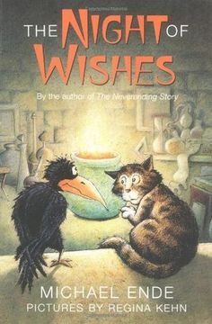 I Don't Want To Be Friends by Camilla Isley - Madison's Christmas present to Haley: The Night of Wishes by Michael Ende