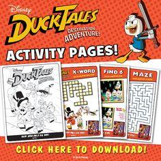 Ducktakes: Destinati