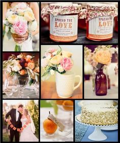 Inspiring Brides: orange