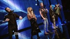 Pentatonix - Live with Kelly | Cracked