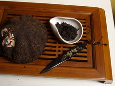 2004 CNNP Yunnan Tuo Cha Shu Pu-erh Tea. -- Photo: All rights reserved.