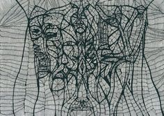 Night Drawing by Richard Nie - Spring 2000 x 25 x inches Coloured inks on card Lace Drawing, Pattern Drawing, Physics Theories, Aesthetic Theory, Art Brut, Naive Art, Visionary Art, Outsider Art, Artist At Work