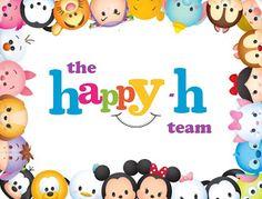 Flight to Neverland: The Happy -H Team!