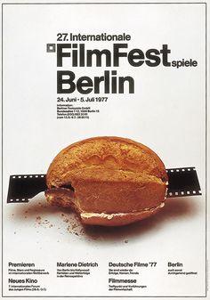 27th_Berlin_International_Film_Festival_poster año 1977