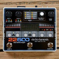 Electro-Harmonix 22500 Looper Dual Stereo Looper USED