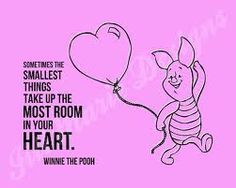 quotes from winnie the pooh and piglet - Google Search