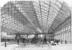 A new station for Birmingham: New Street Station,1854 https://birminghamhistoryblog.wordpress.com/2015/09/21/a-new-station-for-birmingham-new-street-station-1854/…