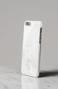 White Marble CLIC Marble The world's first real marble case for iPhone The… Marble Iphone Case, Marble Case, Cool Phone Cases, Iphone Se, Textures Patterns, Protective Cases, Tech Accessories, 3d Printer, Cool Designs