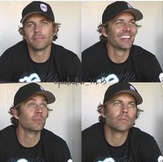 I love Paul's serious face in the last picture!! Sooo cute!! <3 <3