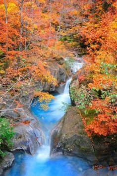 Hida Hakusan National Park, Japan