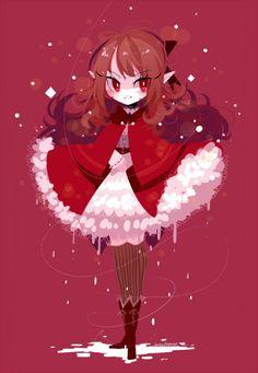 Day 2080 - 14 January 2017 Commission for ! Cute Anime Chibi, Cute Anime Pics, Kawaii Anime, Art Style Challenge, Cute Art Styles, Art Poses, Kawaii Art, Anime Art Girl, Manga Drawing