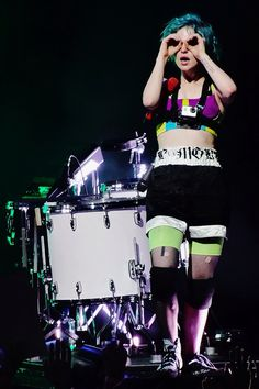 Hayley Williams the lead singer of Paramore