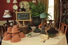 Another great Indiana Jones party.  Fingers crossed that Micah wants one someday!