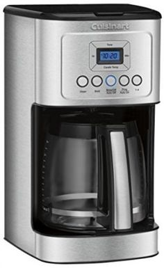 Cuisinart Coffee Maker Keeps Blinking Clean : 1000+ images about For Home on Pinterest Egg Molds, Stainless Steel Coffee Maker and Coffee Maker